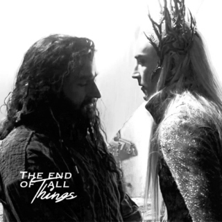 The end of all things | thorinduil