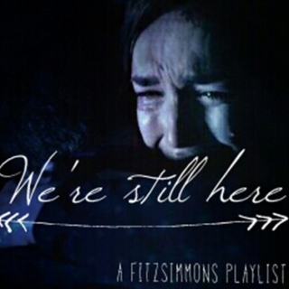 We're still here - Fitzsimmons