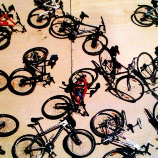 I want to ride my bicycle (high tempo)
