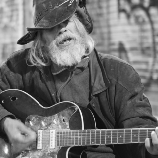 Play the Blues and play it dirty.