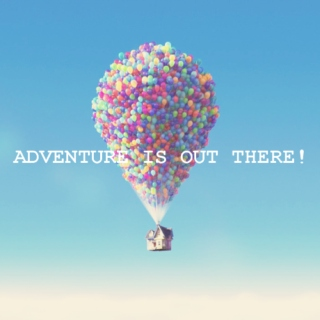 Adventure Is Out There!