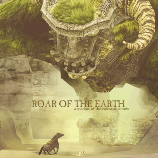 roar of the earth