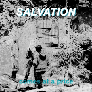 salvation {comes at a price}