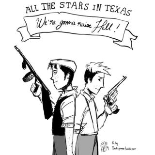 All The Stars in Texas