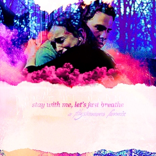 stay with me, let's just breathe [a fitzsimmons fanmix]