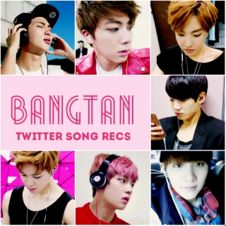 Bangtan recommended songs (English)