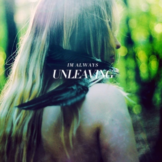 i'm always unleaving