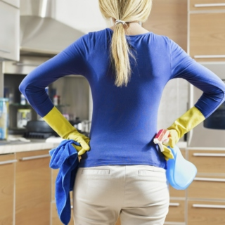 Doing the F**king Dishes