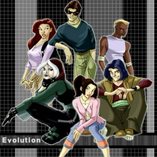 X-Men: Evolution Fanmix