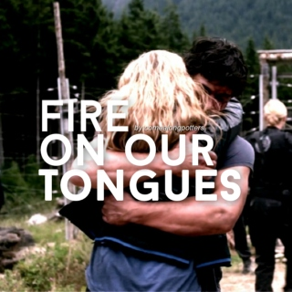 fire on our tongues