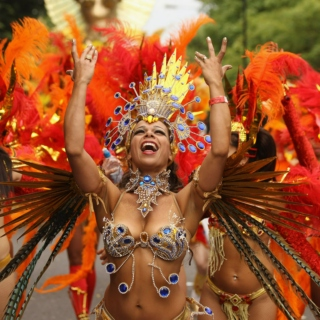 Carnival Warm Up 2015