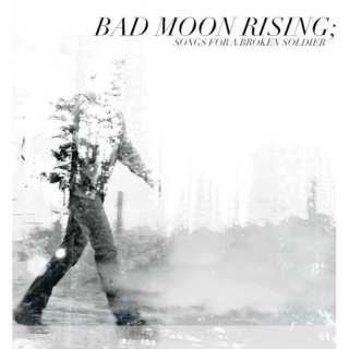 bad moon rising;