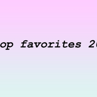 K-POP FAVORITES 2014 ⁺✧