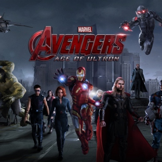 """My """"I'm Training to be Part of the Avengers"""" Soundtrack"""