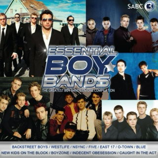 90's - early 2000's boybands♥