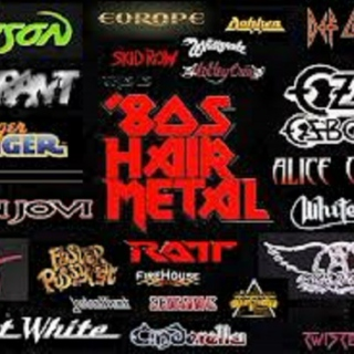 Hard rock/ glam metal/ AOR / heavy metal