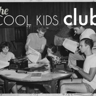 Party Like the Cool Kids