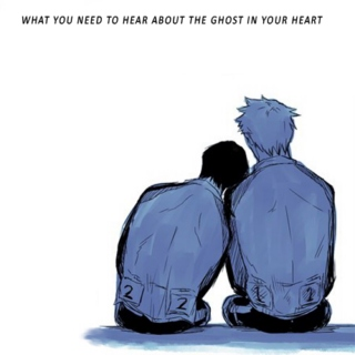 what you need to hear about the ghost in your heart