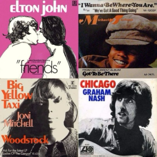 Early 70s - Top 20 Hits