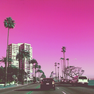 Ocean Blvd., Long Beach, CA / Saxhouse 2014