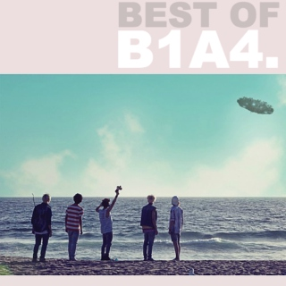 best of B1A4