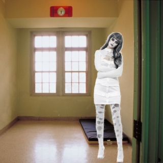 halloween in the psych ward