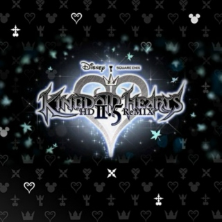 Kingdom Hearts 2.5 ReMIX Remastered OST