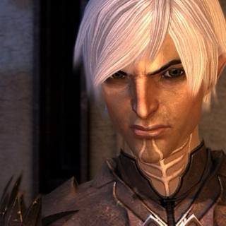 Fenris is Not My Favorite Character