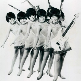 60s Japanese Girl Pop!