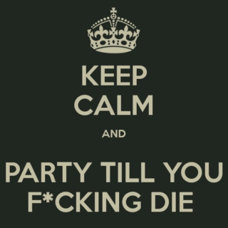 Party till I Die
