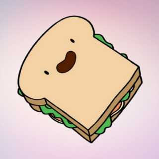 work hard and eat many sandwiches