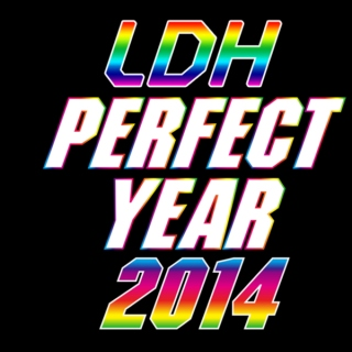 LDH Perfect Year 2014