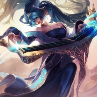 League of Legends Instrumental: Sona