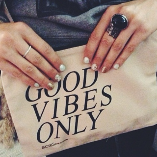 good vibes only ☮