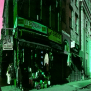 The Green Room ft. DJ Baby Kate (Paul's Green Boutique) 2//15
