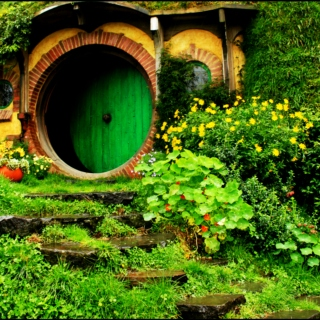 For your inner hobbit