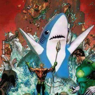 All hail the mighty Shark!