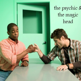 the psychic and the magic head