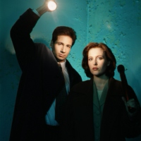 Hanging Out With Mulder and Scully