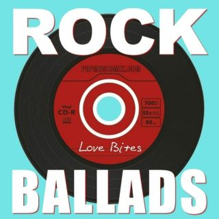 80's & 90's Ballads, Rock and Pop