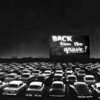 Making out at the drive-in movies.