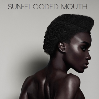 sun-flooded mouth