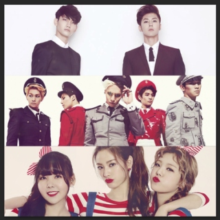 ♕ KPOP: THE BEST OF ♕