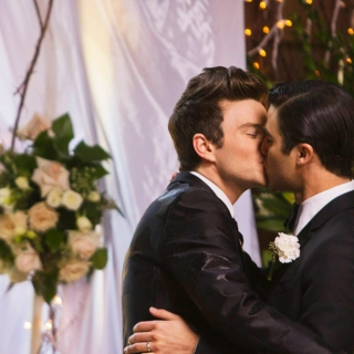 Kurt + Blaine: A Broken Engagement to A Wedding