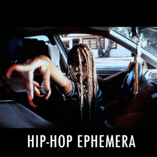Hip-Hop Ephemera (interludes, beats, etc.)