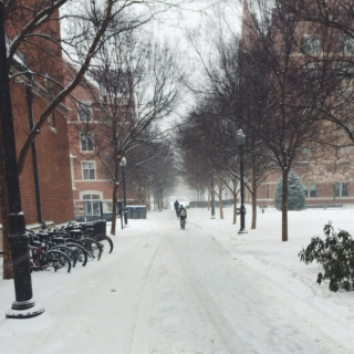 Tunes As Icy As Your Heart (Or Georgetown's Sidewalks)