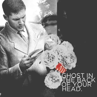 ghost in the back of your head.