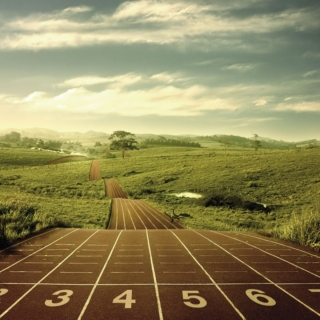 Life Is Complicated, Running Is Simple