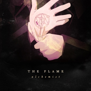 the flame alchemist