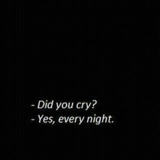 cry your eyes out